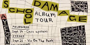 School Damage 'A to X' Album Launch