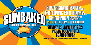 SUNBAKED   SCARB'S SUMMER TRIBUTE