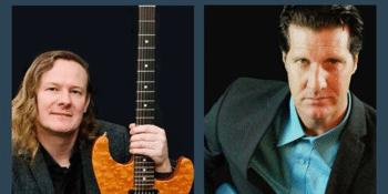 Blues Power - Darren Jack & Simon Kinny-Lewis - Late Show