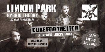 CANCELLED - Linkin Park Tribute 20th Anniversary