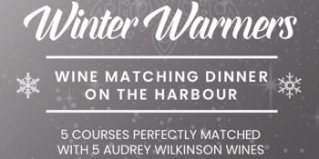 Winter Warmers Dinner