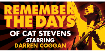 "Darren Coggan's ""Remember The Days Of Cat Stevens"" - LATE SHOW"