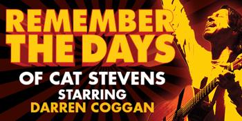"Darren Coggan's ""Remember the Days of Cat Stevens"" - LATE SHOW"
