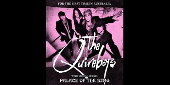 THE QUIREBOYS (U.K)