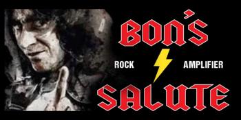 Bon's Salute Rock The Amp