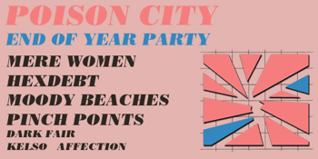 Poison City End of Year Party