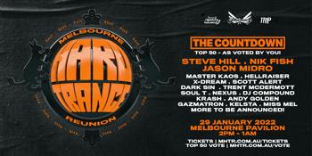 Melbourne Hard Trance Reunion 2022