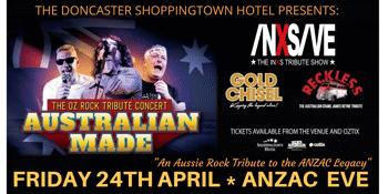 AUSTRALIAN MADE, THE OZ ROCK TRIBUTE CONCERT
