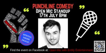 Punchline Comedy Hosted by Sam Kissajukian