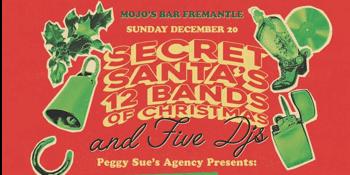 Secret Santa's 12 Bands of Christmas