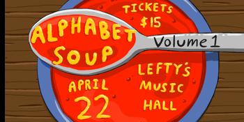 Alphabet Soup - Volume 1