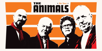 The Animals Greatest Hits Tour 2021