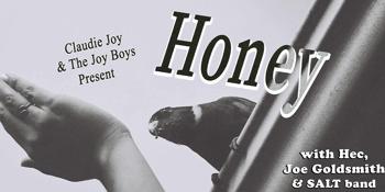 Claudie Joy & The Joy Boys - Debut Single Launch !