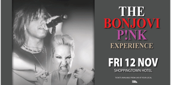 Bon Jovi - Pink Experience