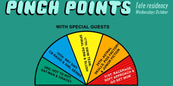 PINCH POINTS Front Bar Residency