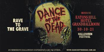 DANCE OF THE DEAD HALLOWEEN BRISBANE