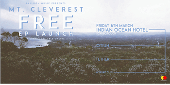 Mt. Cleverest FREE EP Launch
