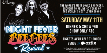 NIGHT FEVER - The Bee Gees Revival show