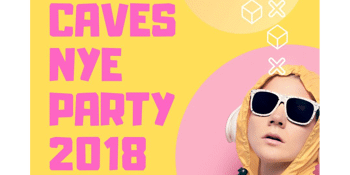 Caves NYE Party 2018