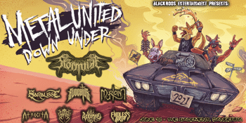 Metal United Down Under Canberra