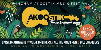 CANCELLED - Wingham Akoostik Music Festival