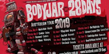 Bodyjar & 28 Days