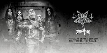 Dark Funeral & Immolation
