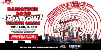 "RTRFM Radiothon Jamdown Vershun Galore ""Outside Broadcast"""