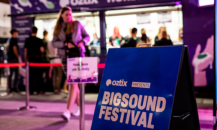 Oztix & BIGSOUND Extend Foundation Partnership