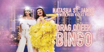 Drag Queen Bingo Oct 21st - 8pm