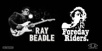 Ray Beadle and Foreday Riders - EVENING SHOW