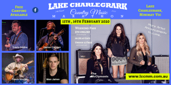 Lake Charlegrark Country Music Marathon 2020