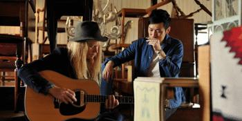 Stu Larsen & Natsuki Kurai