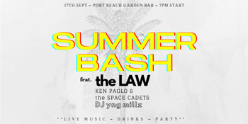 End Of Summer Party ft. The Law