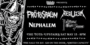 Protospasm/Nephalem Split Tape Launch