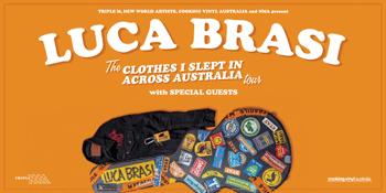 Luca Brasi - Byron Bay