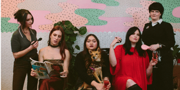 BABES OF THE MELBOURNE UNDERGROUND CALENDAR LAUNCH GIG w/ AMYL & THE SNIFFERS, DUMB PUNTS + MORE!