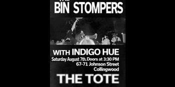 The Bin Stompers w/ Indigo Hue @The Tote