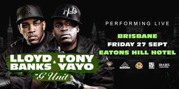 Lloyd Banks & Tony Yayo of G-Unit