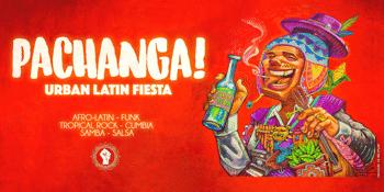 PACHANGA : Urban Latin Fest