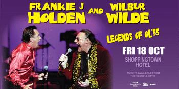 Frankie J Holden & Wilbur Wilde - Legends of Ol'55