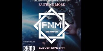 FNM & RHINO @ ELEVEN DIVE BAR