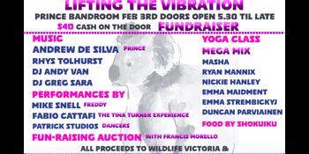 Lifting The Vibration Bushfire Fundraiser