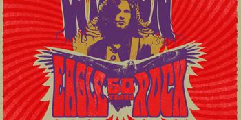 ROSS WILSON - EAGLE ROCK 50th ANNIVERSARY