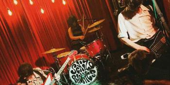The Schizophonics (USA/NZ) - Sydney