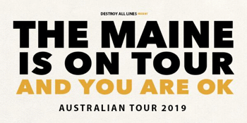 The Maine Australian Tour