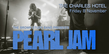 Pearl Jam Performed by The Brown Study Band