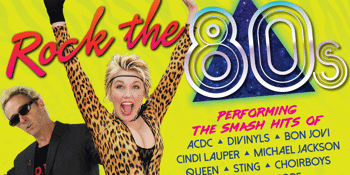 Melinda Schneider and Mark Gable: Rock the 80's:  Dance for our local RFS