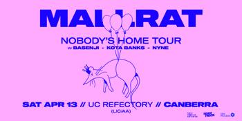 Mallrat - Canberra
