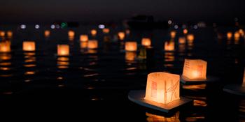 Floating Lantern Matsuri